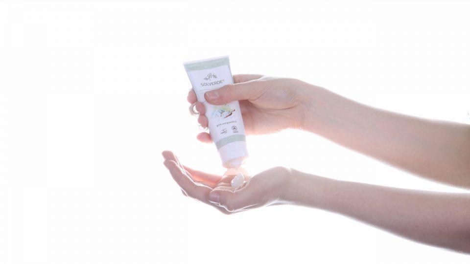 Richtige Anwendung von Handcreme